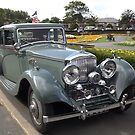 1930s Bently by Barry Norton