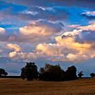 Summer Clouds by James  Key