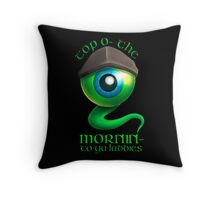 Top O' The Mornin' Throw Pillow