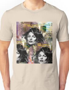 kate moss and biggie Unisex T-Shirt