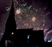Blackheath Fireworks by Pig's Ear Gear
