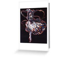 Black Lagoon Roberta Greeting Card