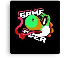 Yoshi - GAME OVER Canvas Print