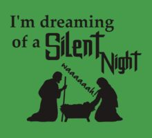 I'm dreaming of a Silent Night by Fiona Doyle