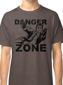 Archer Danger Zone FX TV Funny Cartoon Cotton Blend Adult T Shirt Classic T-Shirt