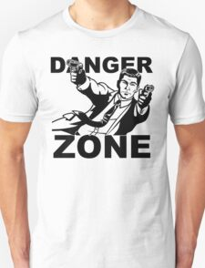 Archer Danger Zone FX TV Funny Cartoon Cotton Blend Adult T Shirt T-Shirt