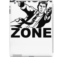 Archer Danger Zone FX TV Funny Cartoon Cotton Blend Adult T Shirt iPad Case/Skin