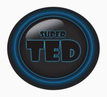 Super Ted by Oliver Lucas