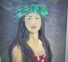 Tahitian Girl by elayne001