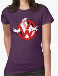 Golfbusters Womens Fitted T-Shirt