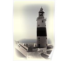 Europa Point Poster