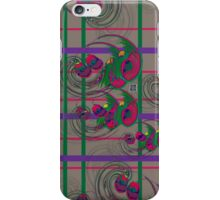 """Ikeda Map Attractors - ROSE""© iPhone Case/Skin"