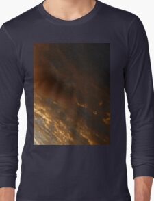 October Sunset (2403) Long Sleeve T-Shirt