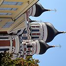 Alexander Nevsky Cathedral ... Tallinn by Danielle Chappell-Hall