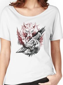 Final Fantasy Amano Homage Women's Relaxed Fit T-Shirt