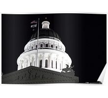 Capitol dome Poster