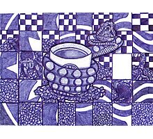 My Coffee Photographic Print