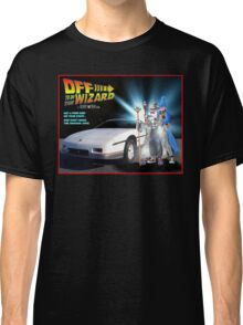 Off to be the Wizard Classic T-Shirt
