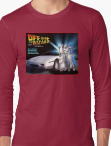 Off to be the Wizard Long Sleeve T-Shirt