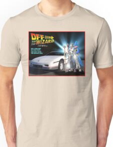 Off to be the Wizard Unisex T-Shirt