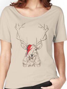 DeerSane Women's Relaxed Fit T-Shirt