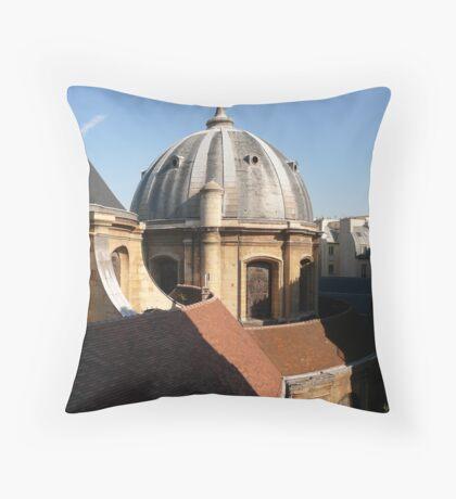 The Luman- Paris, France Throw Pillow