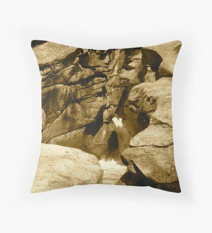 River- Colorado Throw Pillow