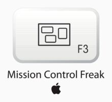 Mission Control Freak by deadlyfingers