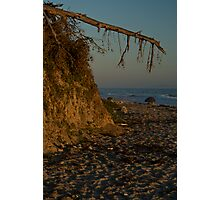 fey santa barbara sunset Photographic Print