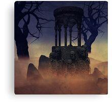 Cthulhu Nights Canvas Print
