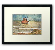 for other lands Framed Print
