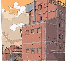 Harts Mill by David  Kennett