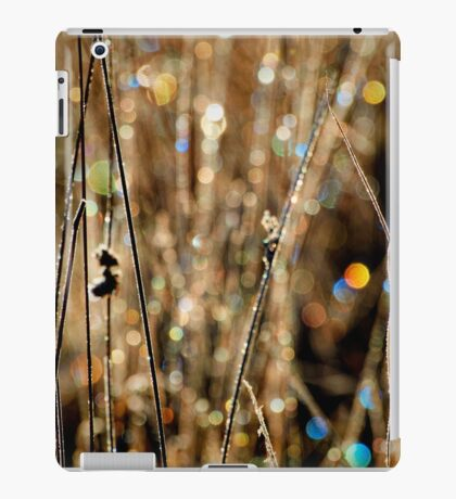 Morning Bling. iPad Case/Skin