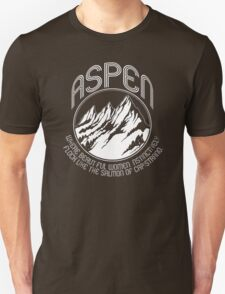 ASPEN DUMB AND DUMBER FUNNY MOVIE VINTAGE T-Shirt