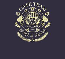 SG1 Gate Team Member In Training Yellow Unisex T-Shirt
