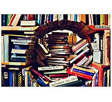 Reading Zone Photographic Print