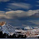 Valley of Frozen Shadows by Peter Kurdulija