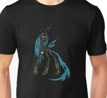 My Little Pony - MLP - FNAF - Queen Chrysalis Animatronic Unisex T-Shirt