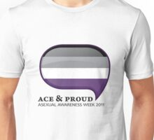 AAW Ace & Proud Unisex T-Shirt