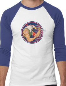 Eaglebro Men's Baseball ¾ T-Shirt