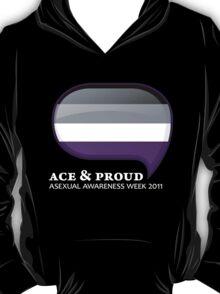 AAW Ace & Proud (Dark) T-Shirt