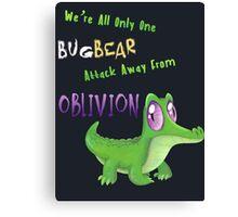My Little Pony - MLP - Gummy Bugbear Canvas Print