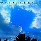An Open Door by Deb  Badt-Covell
