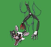 Five Nights at Freddy's - FNAF 2 - Ceiling Mangle Baby Tee