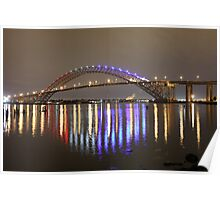 Bayonne Bridge Poster