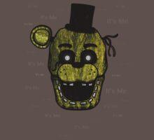 Five Nights at Freddy's - FNAF 3 - Phantom Freddy - It's Me Baby Tee