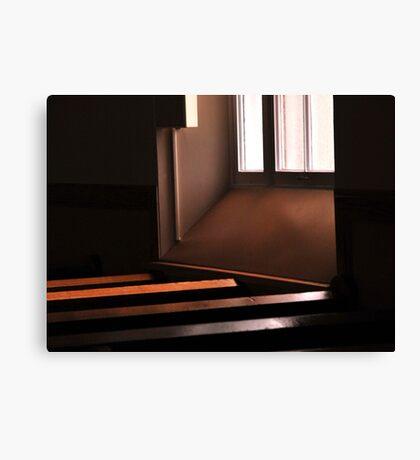 Enlightment Canvas Print