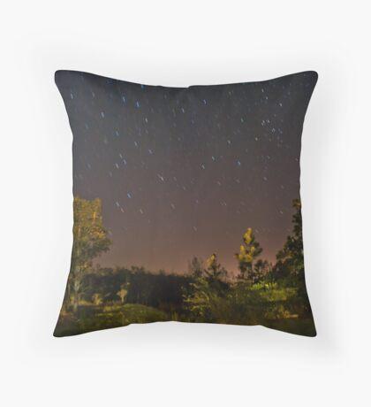 More Stars Throw Pillow