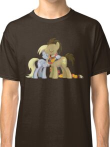 My Little Pony - MLP - Derpy and The Doctor Classic T-Shirt