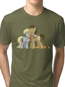 My Little Pony - MLP - Derpy and The Doctor Tri-blend T-Shirt